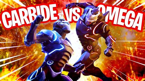 Het Verhaal Van Fortnite!! Carbide Vs Omega! Fortnite Battle Royale Theorie