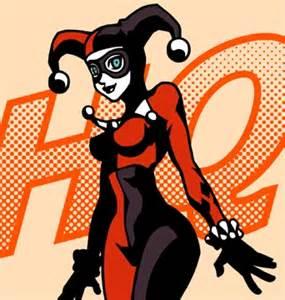 Harley Quinn Batman Cartoon Villain