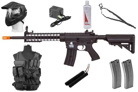 Best Airsoft Rifle Starter Package