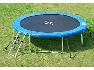 Trampolin Für Den Garten : sports garten trampolin trn 305 mit sic in zug kaufen bei ~ Michelbontemps.com Haus und Dekorationen