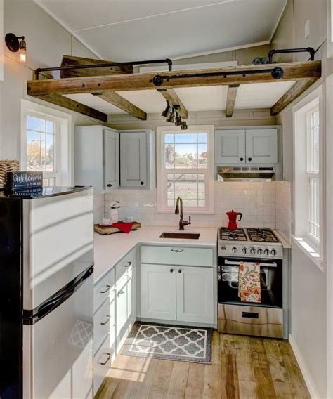 huckleberry  mouse house tiny homes tiny house kitchen