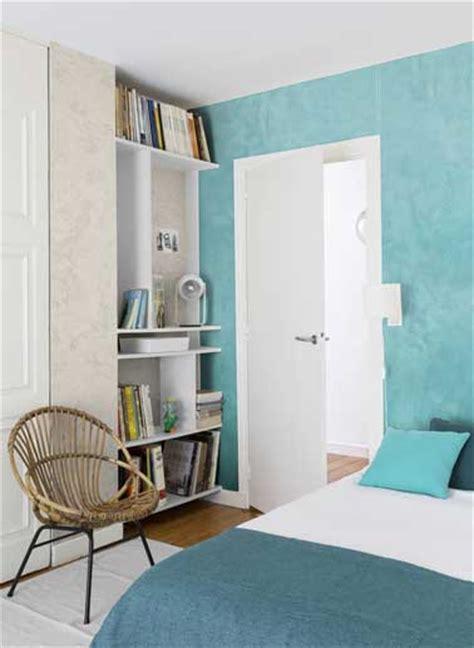 peinture chambre fille violet peinture nacrée turquoise et beige dans une chambre d 39 ado