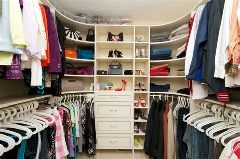 before and after contemporary closet other metro