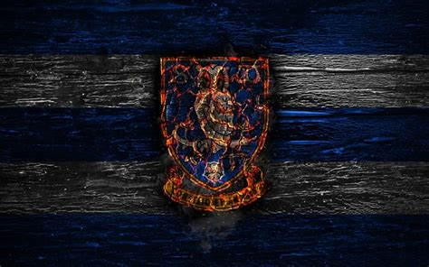 Download wallpapers Sheffield Wednesday FC, fire logo ...