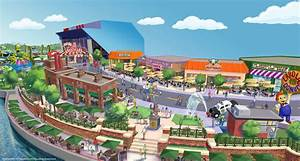 """The Simpsons"" theme park expansion announced for ..."