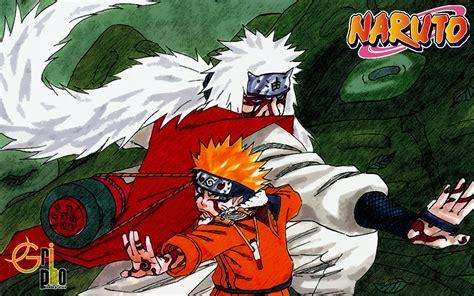 Naruto Y Jiraiya By Denik115922 On Deviantart