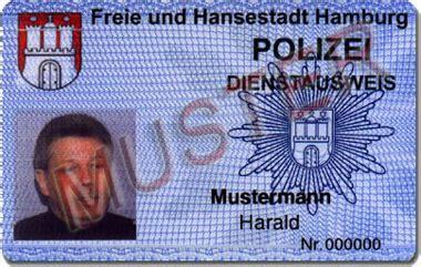 polizeidienstausweis wikipedia