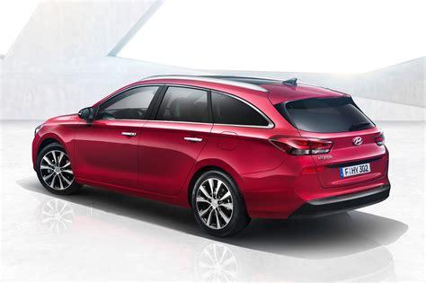 2017 Hyundai I30 Wagon Revealed Has Shooting Brake