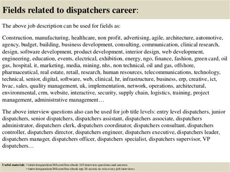 Questions And Answers For Hr Assistant Position by Top 10 Dispatchers Questions And Answers