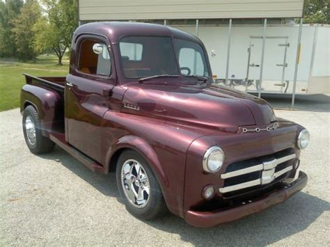 "Purchase New 1953 Dodge B4b 12 Ton ""job Rated"" Truck In"