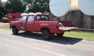 1975 Dodge Power Wagon Crew Cab