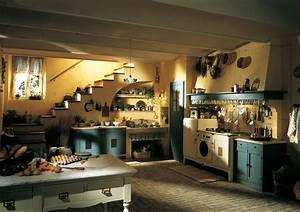 Küchen Vintage Style : landhausk che doria k che im mediterranen stil edle k chen ~ Sanjose-hotels-ca.com Haus und Dekorationen
