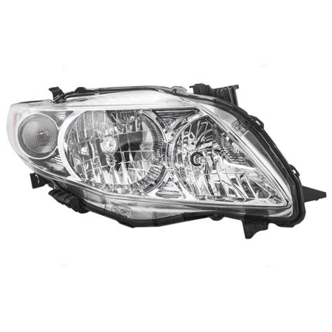 toyota corolla headlights at auto parts