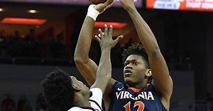 No. 1 Virginia Cavaliers get buzzer beater from DeAndre ...