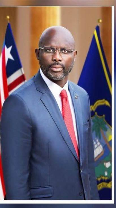 President Weah Government Officials Liberia George Liberian