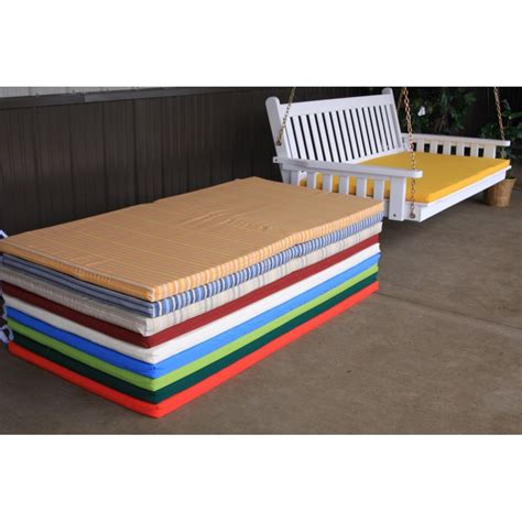 Porch Swing Bed Cushions by 4 Ft Swing Bed Cushion Furniturebarusa