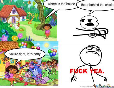 Dora Memes - dora meme by jappe5000 meme center