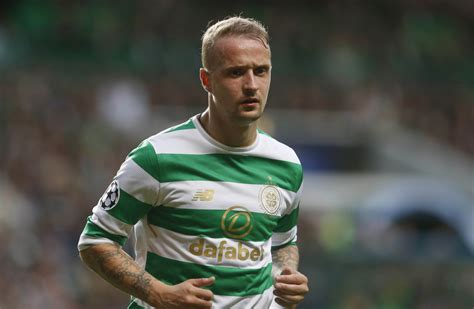 Leigh griffiths is a soccer player from scotland, born on 8/20/1990. 'I am off work due to my mental health state': Celtic striker Leigh Griffiths clarifies absence