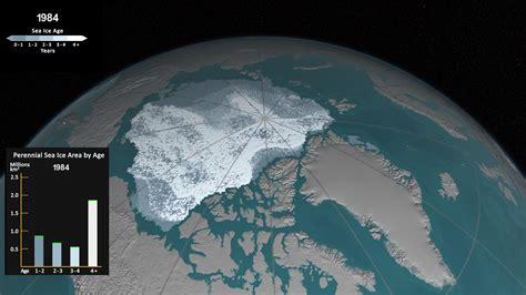 arctic sea ice  losing  bulwark