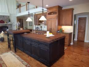 black island kitchen alder kitchen cabinets archives country cabinets