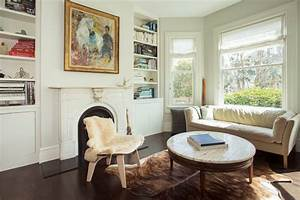 Houzz living rooms living room contemporary with garage for Houzz living room