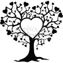 tree  life  love red hearts clipart royalty  gif