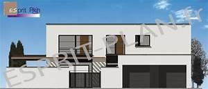 Plan Facade Maison : avant projet maison extensions renovations sur arras lille et nord pas de calais modele ~ Melissatoandfro.com Idées de Décoration
