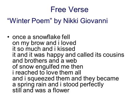 "a comparison of nikki giovanni and linda hogans poems 79 quotes from nikki giovanni: ― nikki giovanni, the collected poetry, 1968-1998 tags: poem-for-black-boys 31 likes like ""black love is black wealth""."