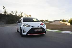 Essai Toyota Yaris : essai toyota yaris grmn 2018 notre avis sur la gti japonaise photo 20 l 39 argus ~ Medecine-chirurgie-esthetiques.com Avis de Voitures