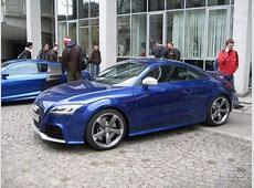 Audi TTRS for 64,300 Euros!