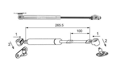 Pistone A Gas Mod.621 Ceam 621