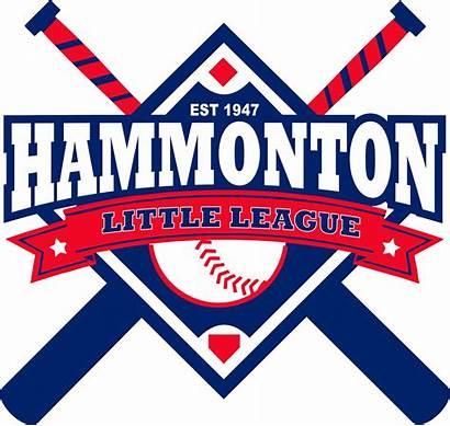 League Clipart Baseball Hammonton Sports Transparent Banner