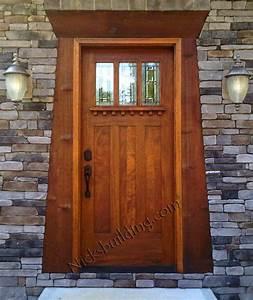 Craftsman, Style, Doors