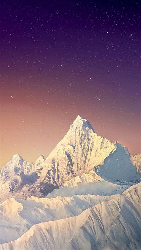 White Wallpaper Iphone 8 Plus by White Mountains Hd Iphone 7 And Iphone 7 Plus Wallpaper