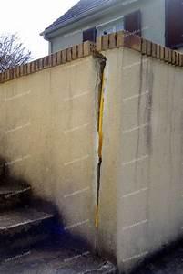Reboucher Grosse Fissure Mur Exterieur : comment reparer une grosse fissure dans un mur ~ Louise-bijoux.com Idées de Décoration