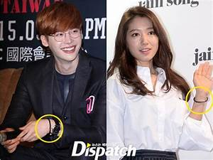 Dispatch Gets Peevish with Lee Jong Seok and Park Shin Hye ...