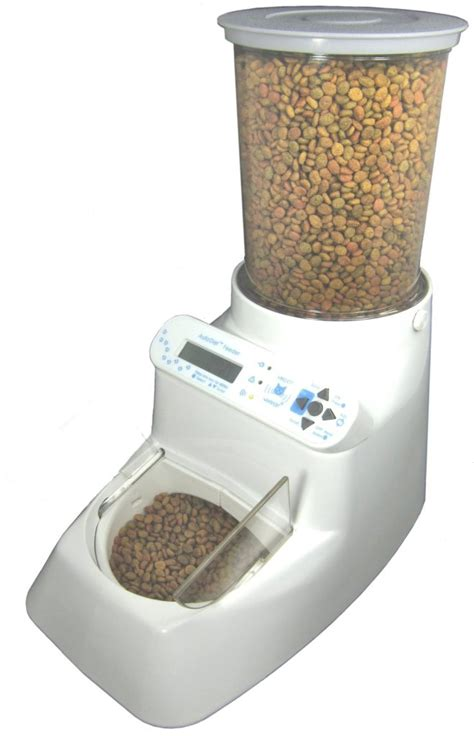 auto cat feeder best 15 automatic cat feeders comparison reviews 2018