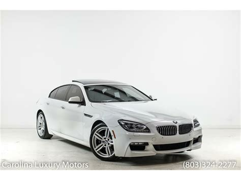 2014 Bmw 640i Gran Coupe M-sport For Sale In Rock Hill