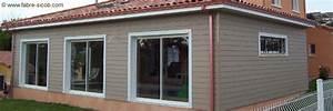 Bardage Fibre Ciment : la fibre ciment utilis e en solution de bardage eti ~ Farleysfitness.com Idées de Décoration