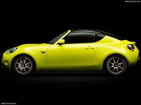 Toyota S-FR Concept (2015) picture #05, 800x600