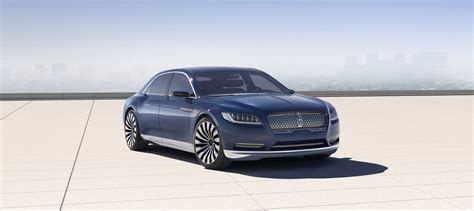 Lincoln Continental Prototype by Bentley Designer Calls Out Lincoln For Copycat Continental