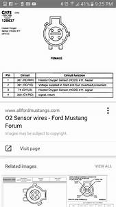 5 Wire O2 Sensor Color Code