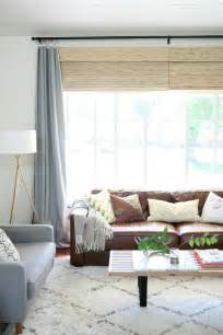 brown leather decor looking at ways to lighten up a living room with leather seating