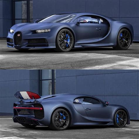 At the same time, we are underlining our origin and our french roots in molsheim, says bugatti president stephan winkelmann in a press release. Limited 20 cars - Bugatti Chiron Sport 110 ans Edition / Coming to Geneva Motor Show 2019 Keep ...