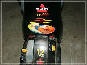 Bissell Proheat 12 Amp Carpet Cleaner Troubleshooting