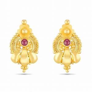 Earrings,Classic Baby Earring Thangamayil Jewellery