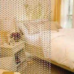 Rideau De Pas Cher by Rideau De Porte E531 Perles Et Olives De Bois 90x220 Cm