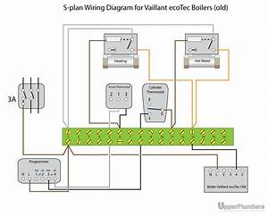 Wiring Diagram For Underfloor Heating Thermostat