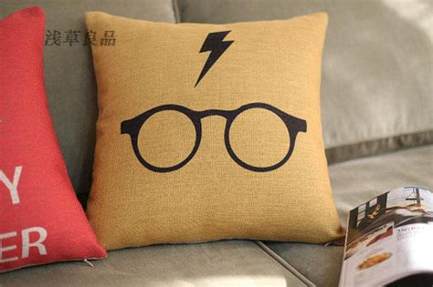 harry potter pillow harry potter pillow pillows cushion for from panpanhome on