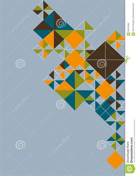 modelo geom 233 trico colorido abstracto en fondo azul dise 241 o
